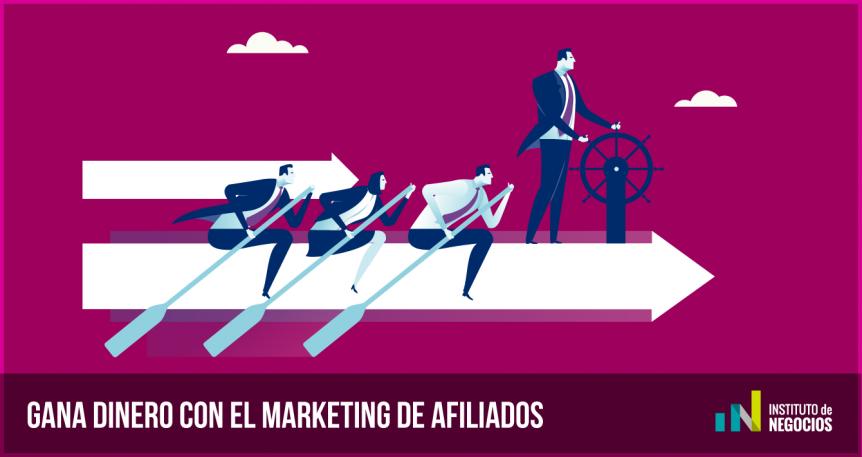 ganar dinero con el marketing de afiliados