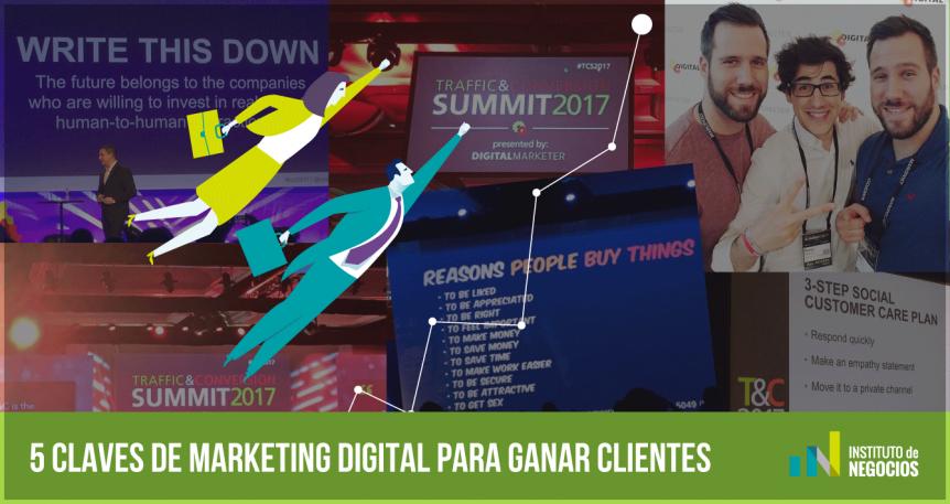 claves de marketing digital