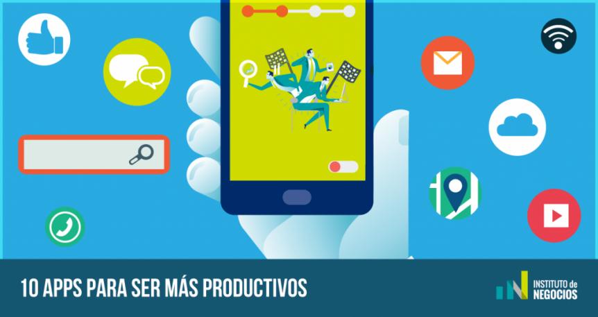 apps para ser más productivos