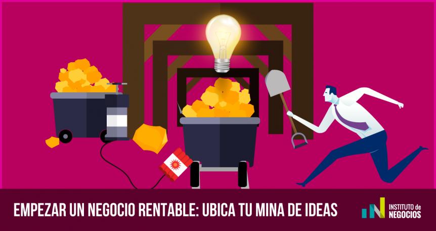 ideas empezar un negocio rentable