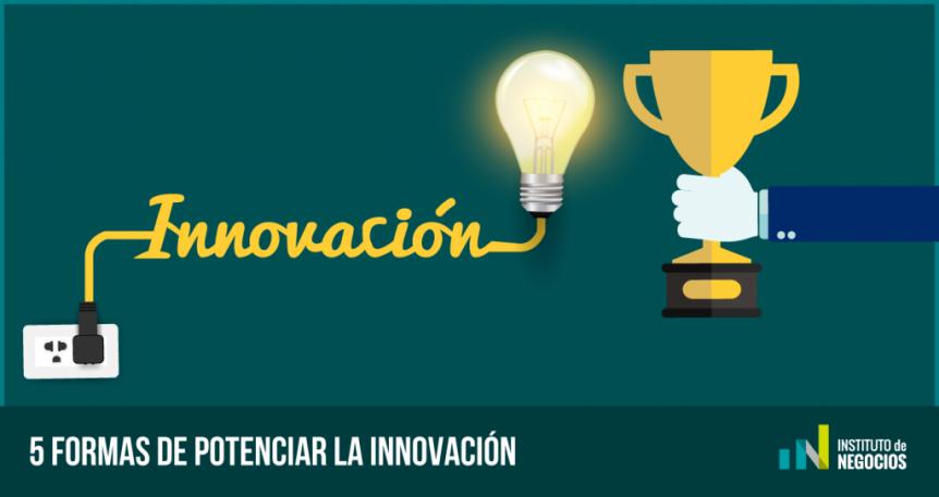 potenciar la innovación