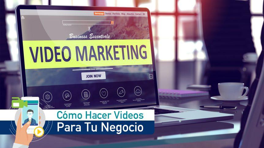 grabar videos para tu negocio
