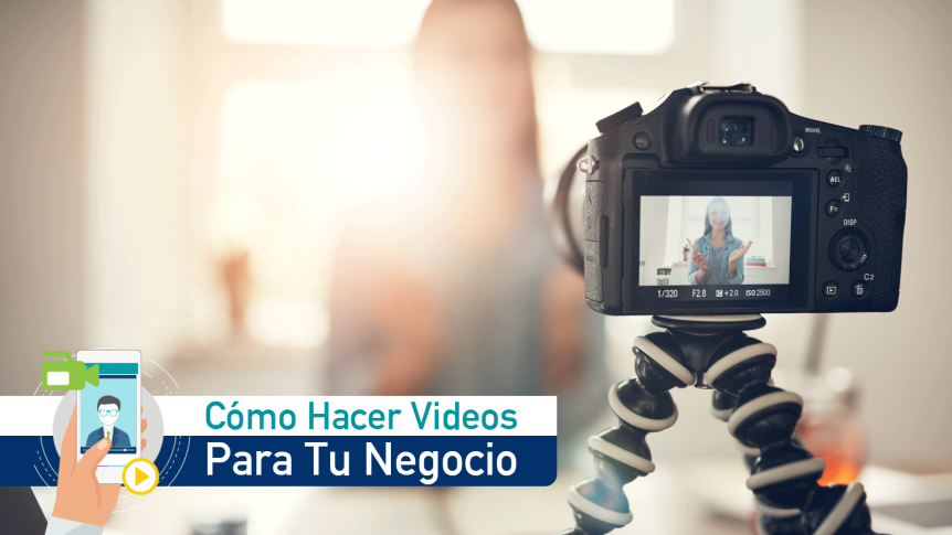 grabar un video profesional