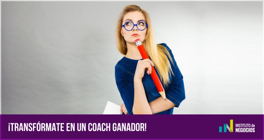ser un coach ganador