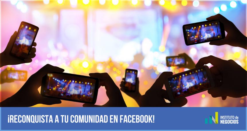 en vivo con Facebook Live