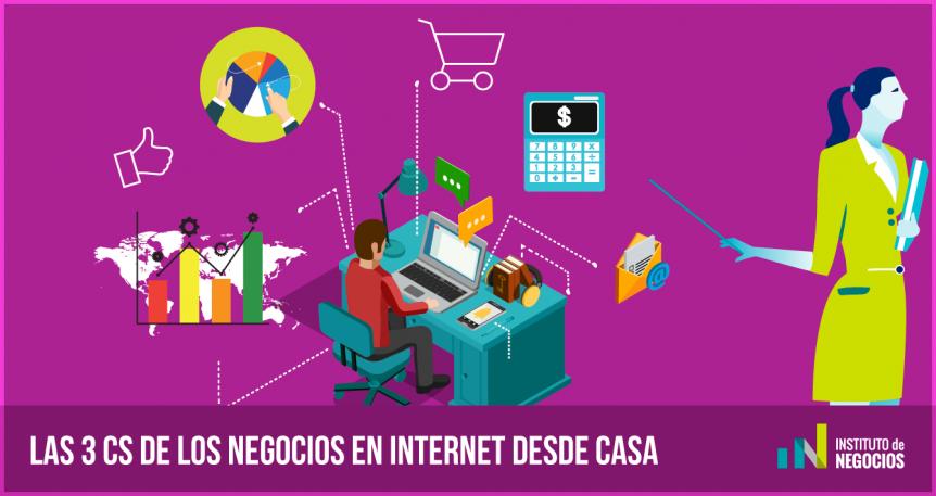 negocios en internet desde casa