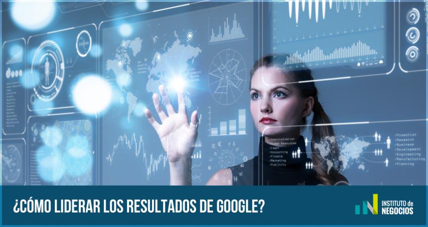 primera página de resultados de Google