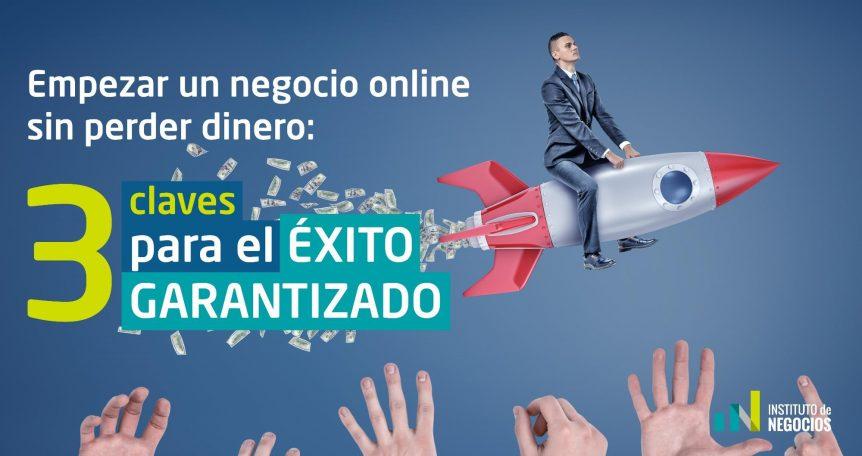 Empezar un negocio online